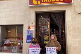 El Niño lottery win in Mallorca