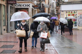 A lukewarm start to the January sales in Palma