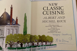 Albert Roux: Culinary legend