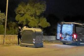 Sanctioned for dumping construction waste in Llucmajor
