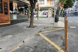 Palma residents demand parking spaces back