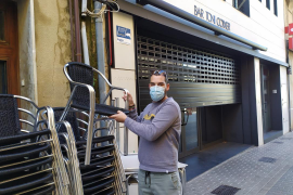 "Palma becomes a ""ghost town"" as restrictions come into force"