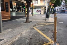 Restaurateurs told to give back parking spaces