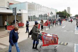 More panic buying in Mallorca than during full lockdown