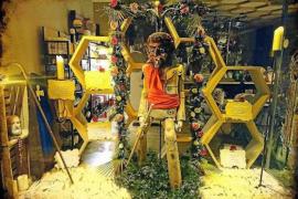Unique Sant Antoni celebrations in Manacor