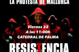 Call for mass demonstration in Palma on Friday