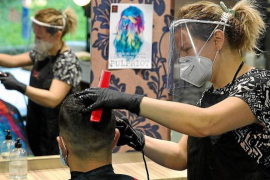 100 Balearic Hairdressers & Beauty Centres closed down