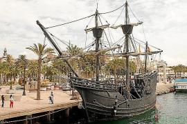 Magellan ship to visit Alcudia