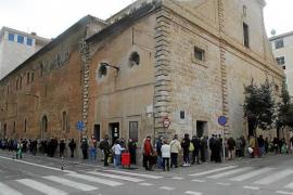 Thousands in Balearics refused aid