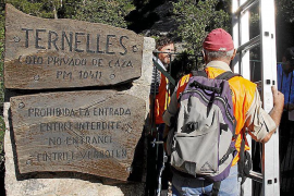Pollensa hiking access point to be reopened