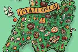 An homage to Mallorcan Gastronomy