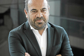 Chief Exectuve of the all-important Melia Hotel Group, Gabriel Escarrer