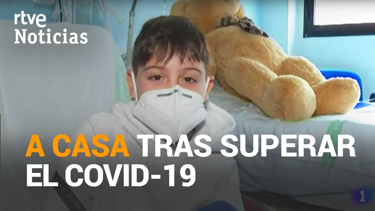 Spanish 10-year-old heads home after 11 days in COVID ICU