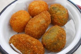 This is how an expert makes his croquettes