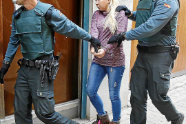 Russian murder suspect being held on remand
