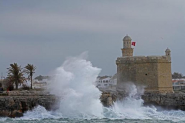 A very blustery start to February in Mallorca
