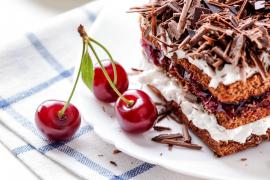 Marc Fosh cake recipes
