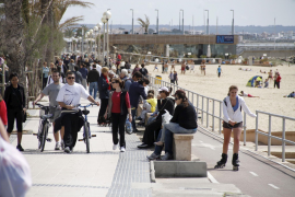 Sharp increase in Balearic tourist spending