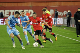 Mallorca go top of the League after 1-0 win