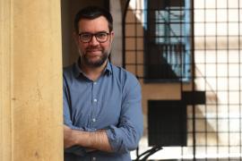 Antoni Noguera, the Més coordinator