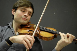 Violinist Francisco Fullana to perform online concert