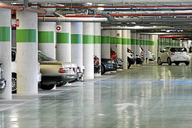Employees sacked because of Palma car park theft