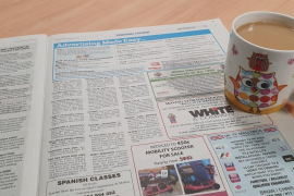 Check our classified ads today