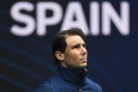 Nadal continues to struggle with back problem ahead of Australian Open