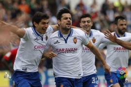 Real Zaragoza 2 - Real Mallorca 1