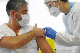 Mass vaccination in Mallorca just came a step closer