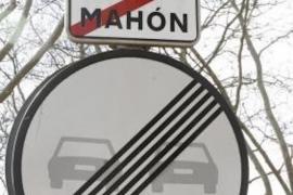 It's not Mahón it's Maó!
