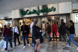 Big stores in Palma could re-open this weekend