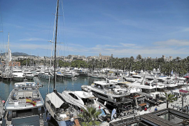 Highest demand ever for Palma Boat Show