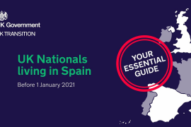 Ultimate guide for UK Nationals living in Spain
