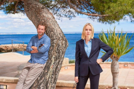The missing four episodes of The Mallorca Files