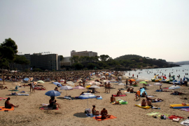 Mallorca holiday plans on hold.