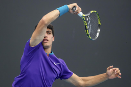 """Spain's """"Next Nadal"""" bows out in second round"""