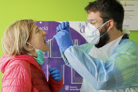 Balearics coronavirus figures for Thursday, big drop in number of cases