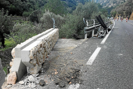 """Prefabricated wall in the Tramuntana was """"an oversight"""""""