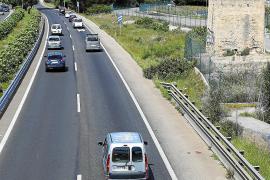 Pedestrian dies after being knocked down on motorway