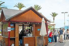 Puerto Pollensa ice-cream kiosk whips up social media storm