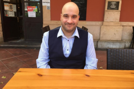 Victor Sánchez has lost two businesses in the hostely sector over the past year but he is not giving up