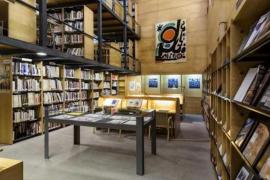 The Miró Fundació Library renamed
