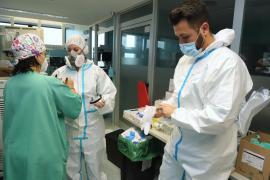 Balearics coronavirus figures for Saturday