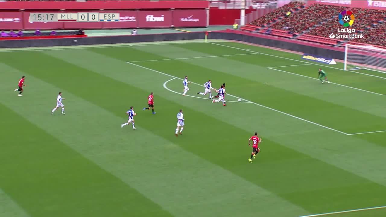 Mallorca beaten in top-of-the-table clash