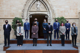 New Balearic ministers are sworn in