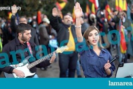 Madrid probes anti-Semitism at far-right commemoration of Spanish soldiers