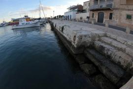 Portocolom dock repair work denounced