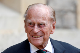 Prince Philip stepping down from his role as Colonel-in-Chief for the Rifles in Windsor