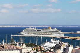 Cruise Ships could be back in Palma in May